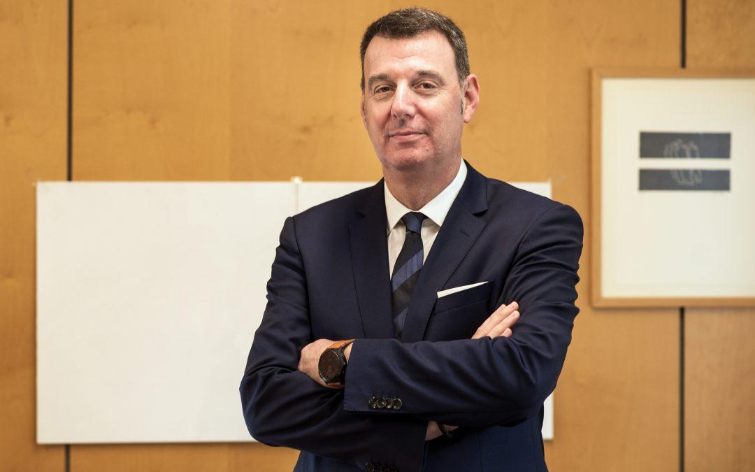Julián Ruiz, nuevo Secretario de la Confederación Española de Comercio