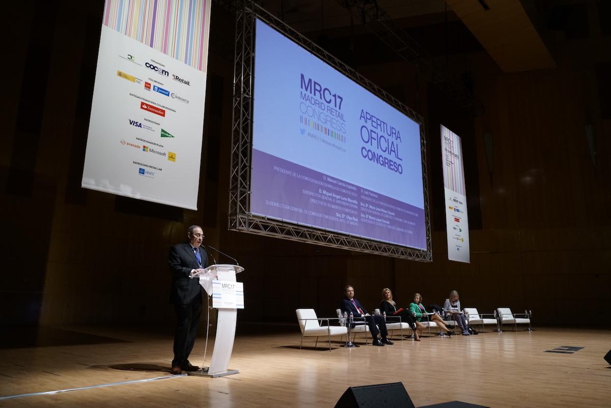 El comercio mira hacia el futuro en la tercera edición de Madrid Retail Congress