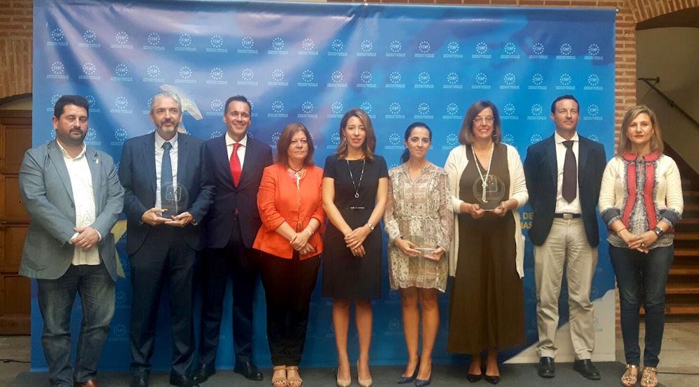 La secretaria de Estado de Comercio hace entrega de los premios del I Concurso de Ideas Tecnológicas para el comercio minorista