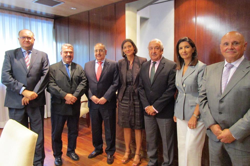 La Confederación Española de Comercio constata la sensibilidad de la ministra Reyes Maroto ante los graves problemas que preocupan al sector