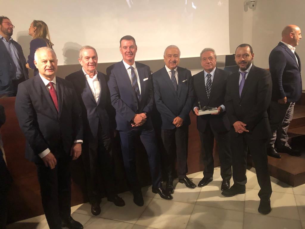 CECOBI, Premio Emilio Castelar por su compromiso con el comercio