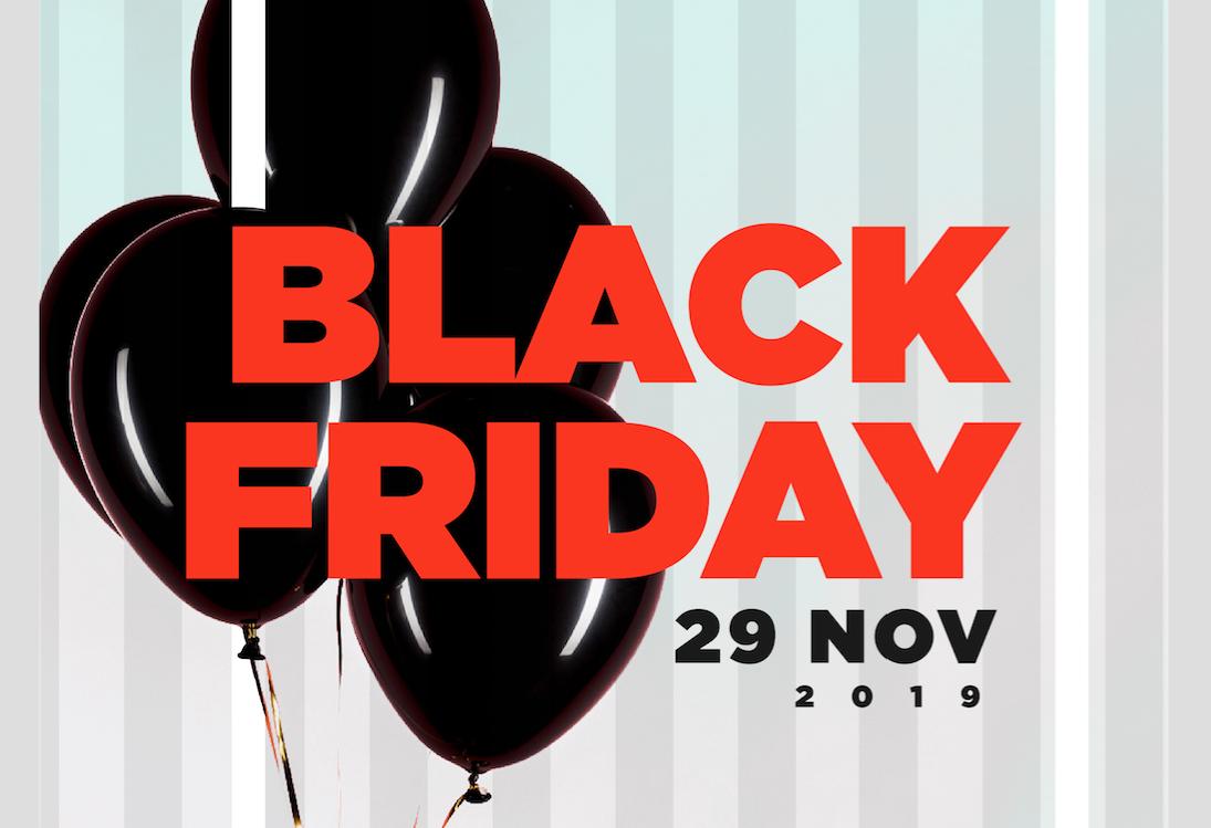 Black Friday: ¡las mejores ofertas están más cerca de lo que piensas!
