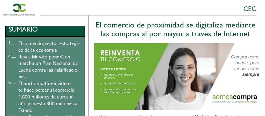 Boletín CEC Informa (nº61)