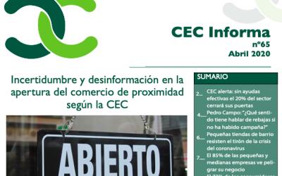 Boletín CEC Informa (nº 65)