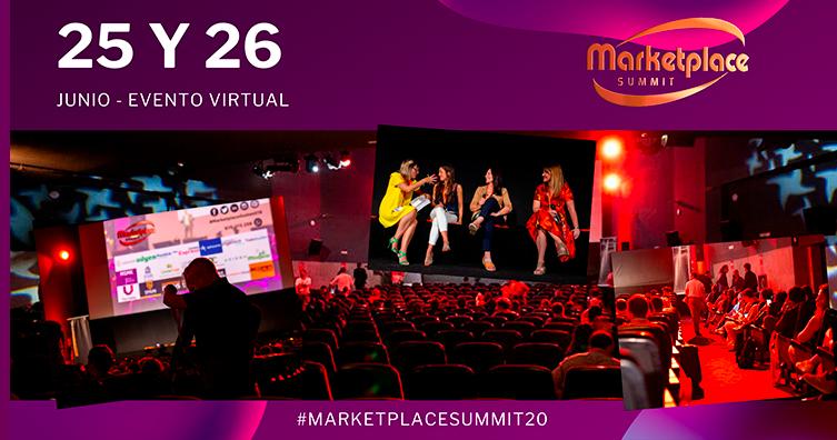 25 y 26 de junio: Marketplace Summit, el mayor evento sobre ecommerce & marketplaces
