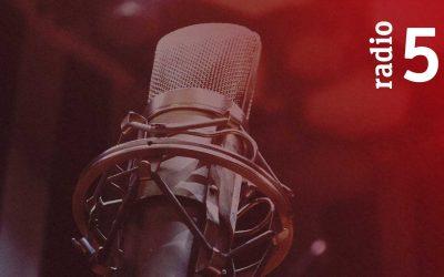 Pedro Campo en Radio 5: «Tienda física y online deben ir de la mano»