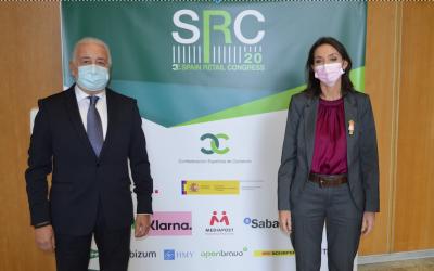 Vídeo: Clausura de Spain Retail Congress, presidida por la Ministra Reyes Maroto