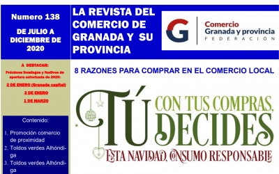 Revista «Comercio Granada» nº138