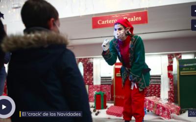 «La campaña de Navidad no ha paliado los datos catastróficos de 2020» Pedro Campo en Cadena SER