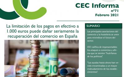 Boletín CEC Informa (nº71)