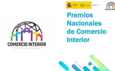 Convocatoria Premios Nacionales de Comercio Interior 2021