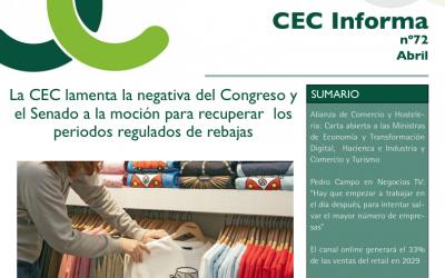 Boletín CEC Informa (nº 72)